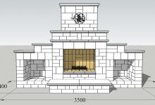 камин patio grande